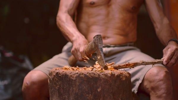 La ayahuasca, según Netflix