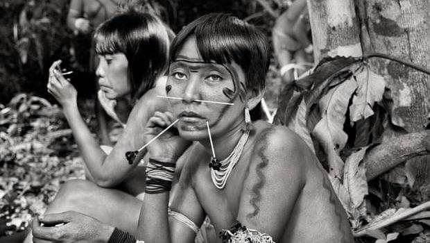 Sebastião Salgado: «El paraíso existe: es la Amazonia»