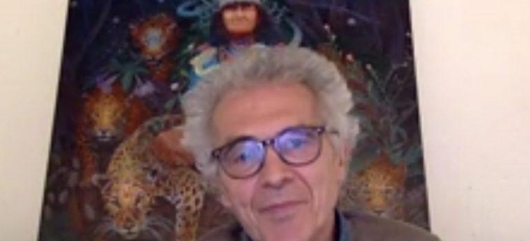 Giorgio Samorini: «No existe evidencia del uso de ayahuasca más allá de 300 o 400 años»
